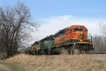 BNSF local 466